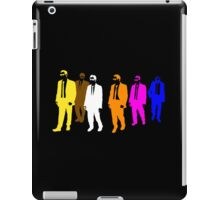 Reservoir Colors with Mr. Blue iPad Case/Skin