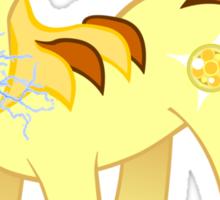 My Little Pokemon - Thunder Blot Sticker