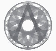 Assassins Creed Circle Insignia by Dracelix