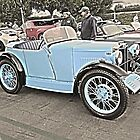 Vintage MG by mburleigh8