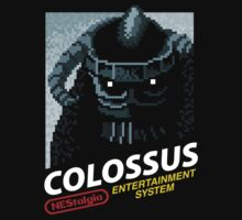 Colossus for NES T-Shirt