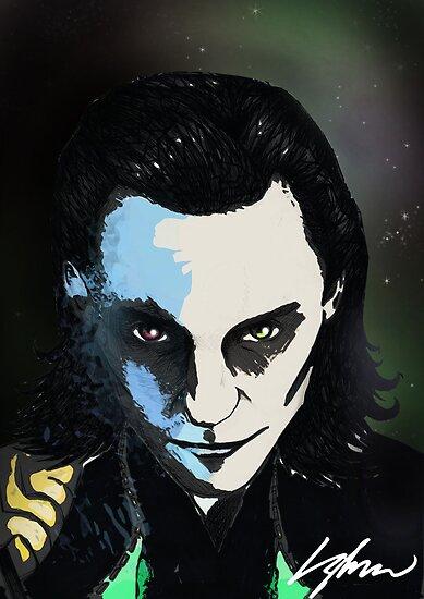 Loki by LiamShawberry