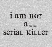 Serial Killer by mobii