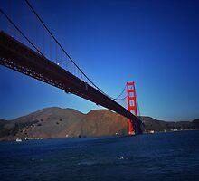 Golden Gate Bridge by Analia