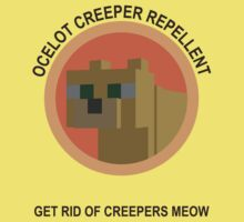 Get Rid Of Creepers Meow Kids Clothes
