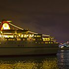Ship in the Night by diggle