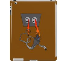 'lectric iPad Case/Skin