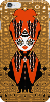 Arabesque: The Priestess by kenniebowen