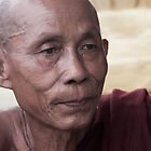 Hpa-An: Monk by Hege Nolan