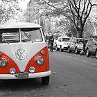 VW Van by Kaitlyn Mikayla