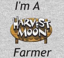 Harvest Moon, Anyone? by beingavenged