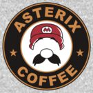 Asterix Coffee by Barbo