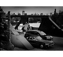 Adam Crew- Ollie - Chicago - Photo Bart Jones Photographic Print