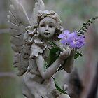 Garden Fairy: Velora by aussiebushstick