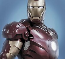 The Iron Man. by erintq