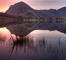 Fleetwith Pike - Buttermere by David Lewins