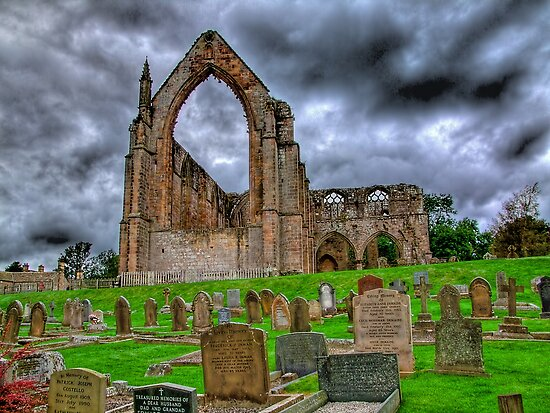 Bolton Abbey The Ruins - HDR by Colin J Williams Photography