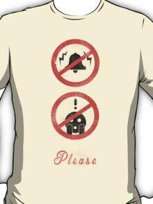 No Surprises T-Shirt