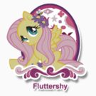 Fluttershy My Little Pony by Emilyne