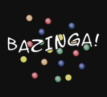 Bazinga - Big Bang Theory - Ball Pit by mumblebug