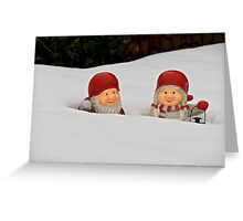 It's Beginning To Look A Lot Like Christmas Greeting Card
