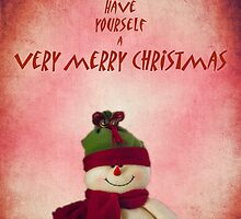 Have Yourself a Very Merry Christmas by designingjudy