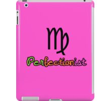 Virgo Upfront iPad Case/Skin