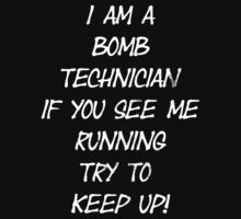 Bomb Technician by mumblebug