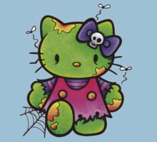 Zombie Kitty by Emilyne