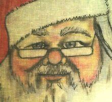 Santa Claus by KimiStMarie