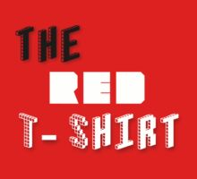 The Red T-shirt by Genoslaw