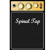 This is Spinal Tap Marshall Amp  Photographic Print