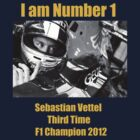 Seb Vettel - F1 Champion by BennH