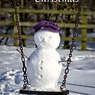 Swinging Snowman by FranJ