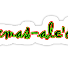 xmas-ale'd  To get completely and utterly trashed on Great Lakes Christmas Ale Sticker