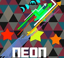 Neon Flash by Rowans Designs