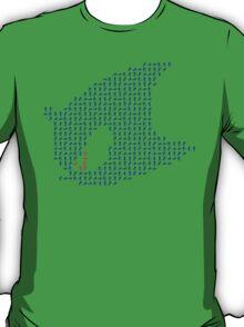 Metal Sonic, Recursively T-Shirt