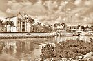Entrance Canal to Harbour Village on Paradise Island - Nassau, The Bahamas by 242Digital