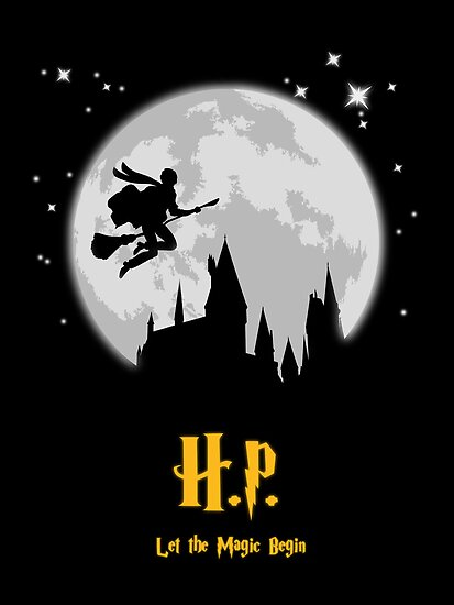 H.P. (Potter & E.T. Mashup) Version.01 by soulthrow