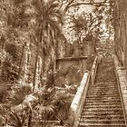 Queen&#x27;s Staircase in Nassau, The Bahamas by 242Digital