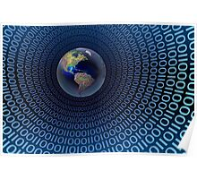 Digital World Poster