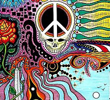 PEACE iPhone by Kevin McLeod