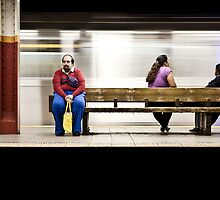 Subway 1840 by NewClearPhoto