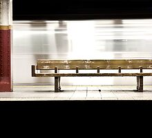 Subway 1910 by NewClearPhoto