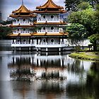 In the Garden of China (2) by cullodenmist