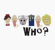 Doctor Who? by juliaholmes