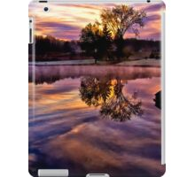 Frosty Sunrise iPad Case/Skin