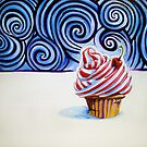 Cupcake by Adam Gillespie