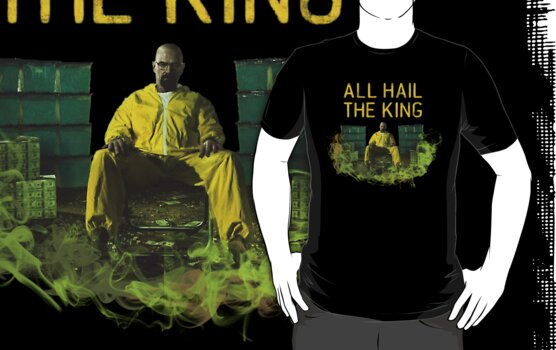 All Hail The King 4 - Breaking Bad by Kiwicrash