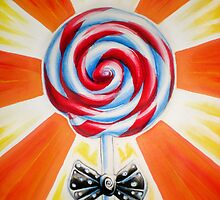 Lollipop by Adam Gillespie